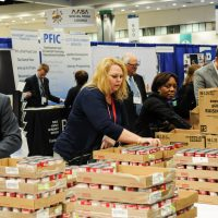Backpack Stuffing at AASA Confab Will Feed 1,000 Needy Elementary School Pupils