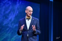 In Presidential Address, Gaines Calls for Altering Perceptions to See How Much School Leaders Matter