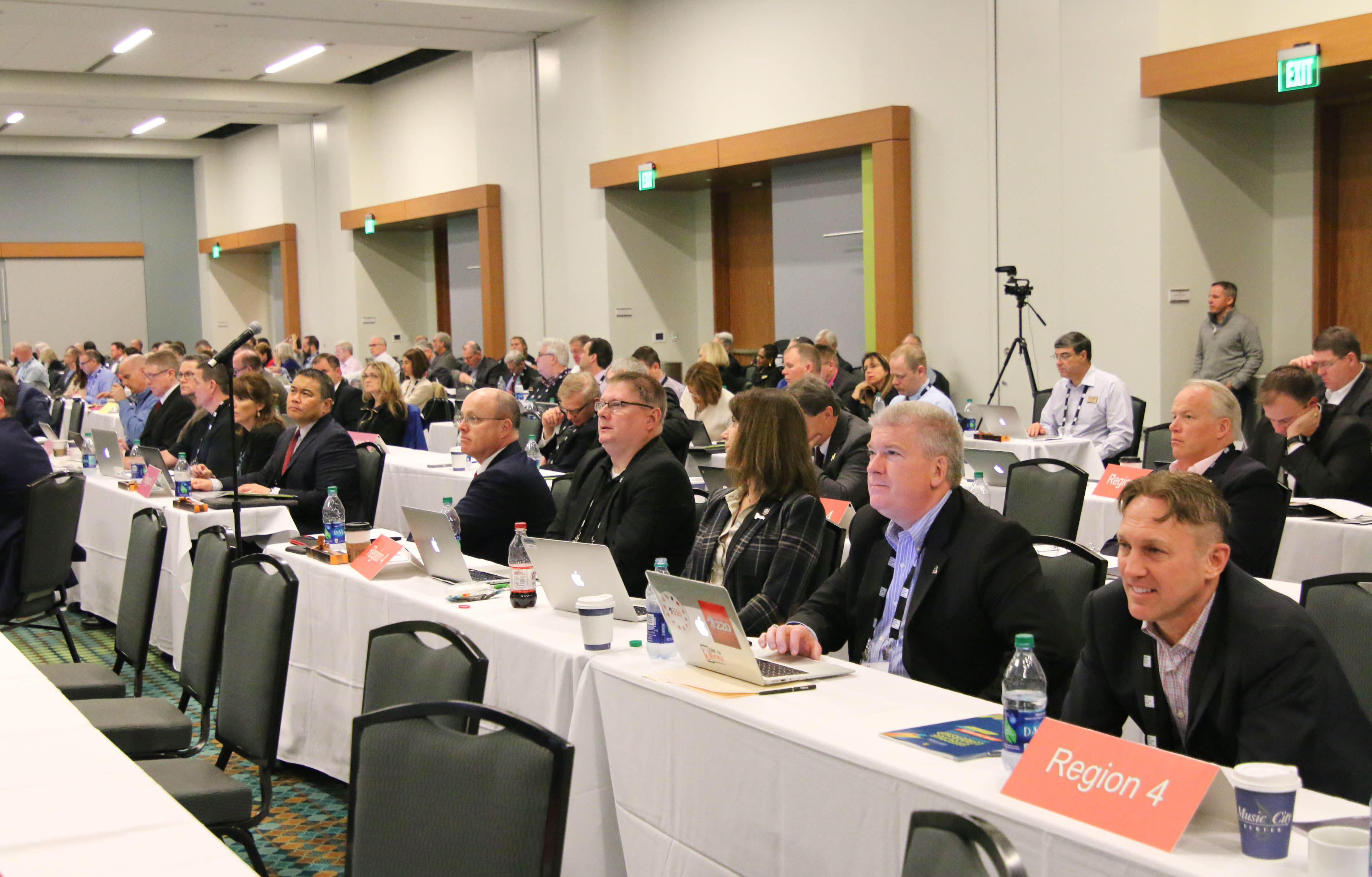Gov Board Meeting