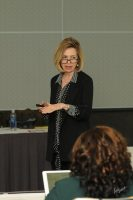 Self-Understanding Stressed at Pre-Conference Program on Advanced Leadership for Women