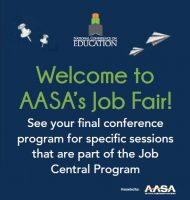 Search Firms Flock Evermore to AASA's Superintendent Job Fair in San Diego
