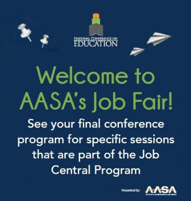 AASA Job Fair
