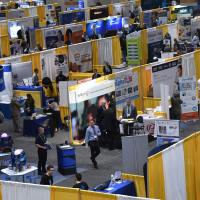 Safety and Security Takes a Major Place in the AASA Conference's Exhibit Hall in San Diego